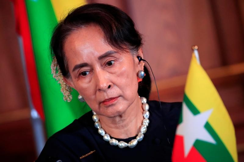 "Giai phap ""ha nhiet"" bieu tinh leo thang o Myanmar?"