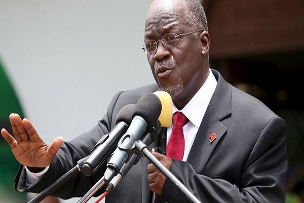 Tong thong Tanzania John Magufuli bien mat bi an