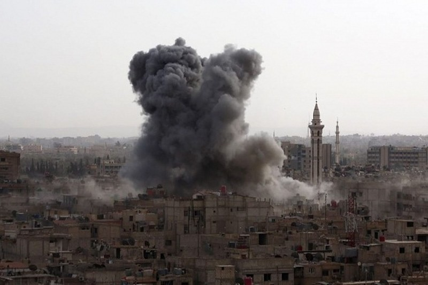 10 nam noi chien Syria: Hoa binh van con xa voi!