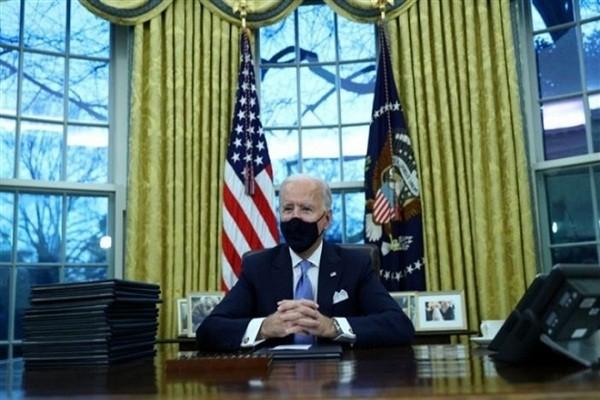 21 bang nuoc My kien Tong thong Joe Biden