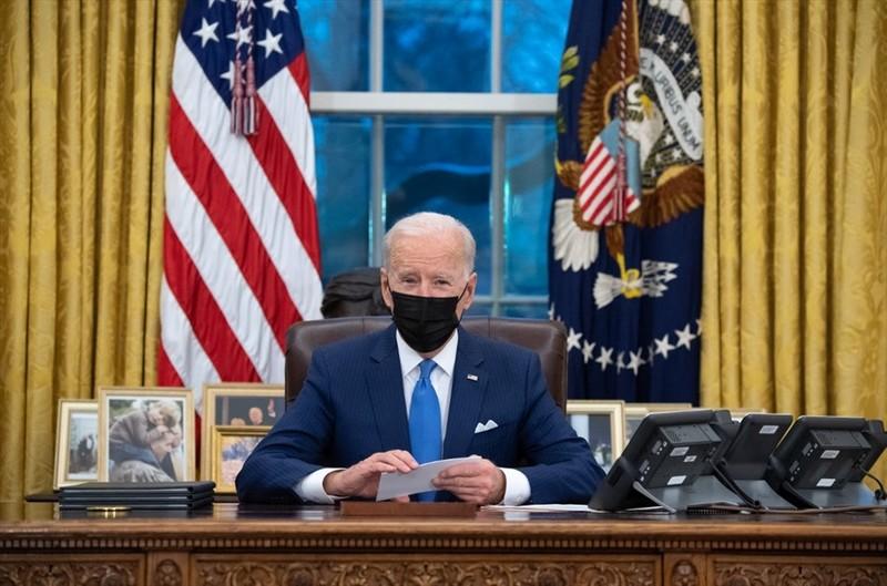 Ong Trump lan dau he lo noi dung thu de lai cho ong Biden