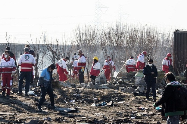 10 quan chuc Iran bi truy to vu ban roi may bay Ukraine nam 2020