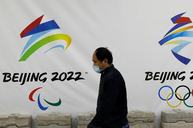 My can nhac tay chay Olympic Bac Kinh nam 2022