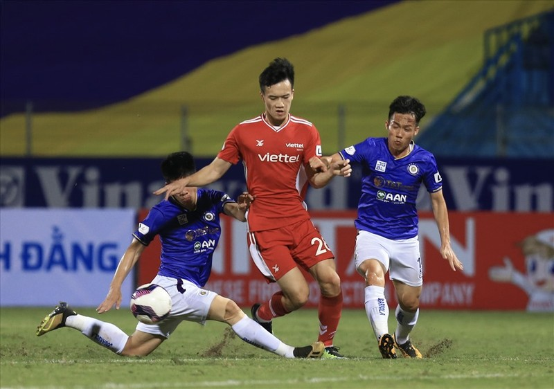 Viettel danh bai Ha Noi 1-0 ngay huan luyen vien Hoang Van Phuc cam quan-Hinh-2