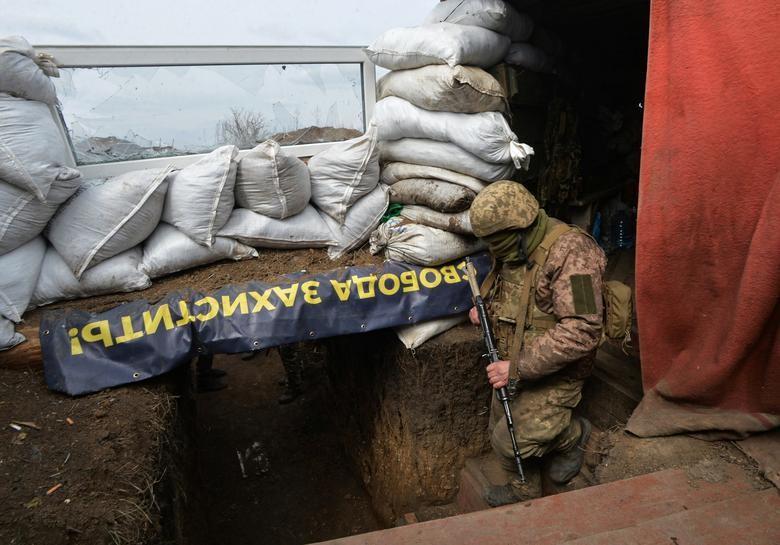 Cang thang mien Dong Ukraine leo thang: Tong thong Zelensky co dong thai bat ngo-Hinh-2