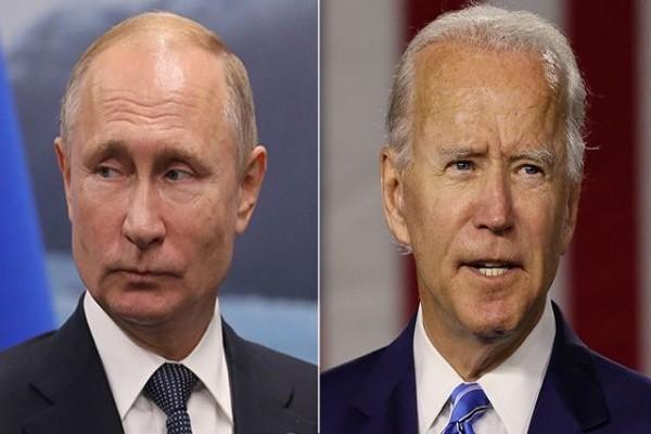 Ong Biden dien dam voi ong Putin, de xuat cuoc gap thuong dinh