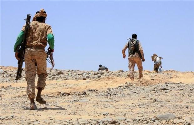 Giao tranh du doi tai Yemen, gan 100 nguoi thiet mang