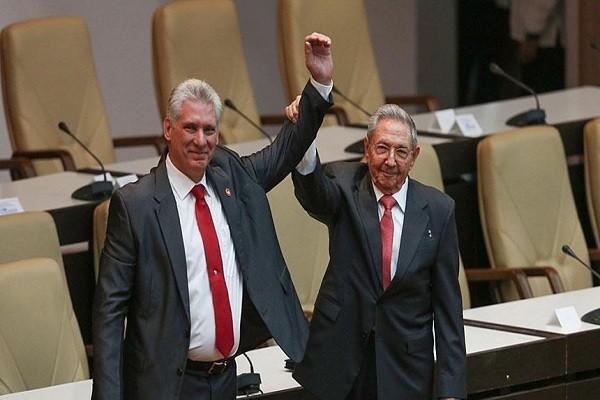 Dang Cong san Cuba bau nguoi thay the ong Raul Castro