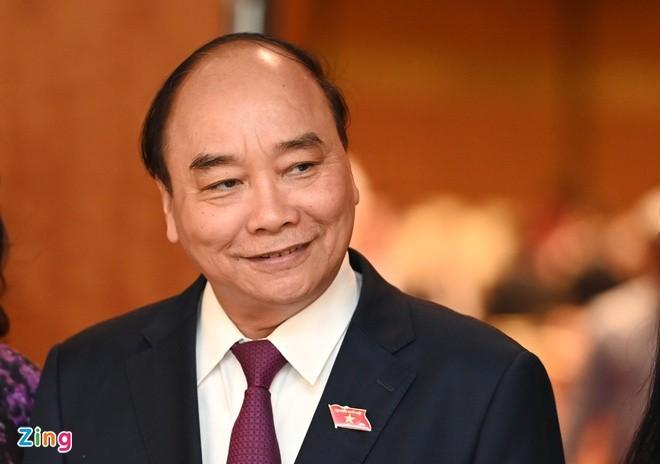 Chu tich nuoc Nguyen Xuan Phuc se du hoi nghi thuong dinh ve khi hau