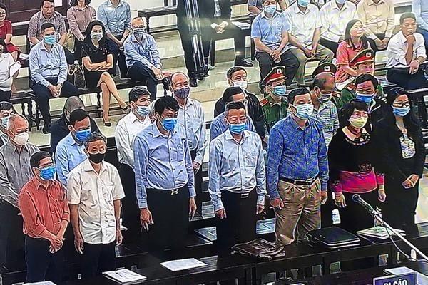 Cuu Tong GD gang thep Thai Nguyen linh an cao nhat 9 nam 6 thang tu