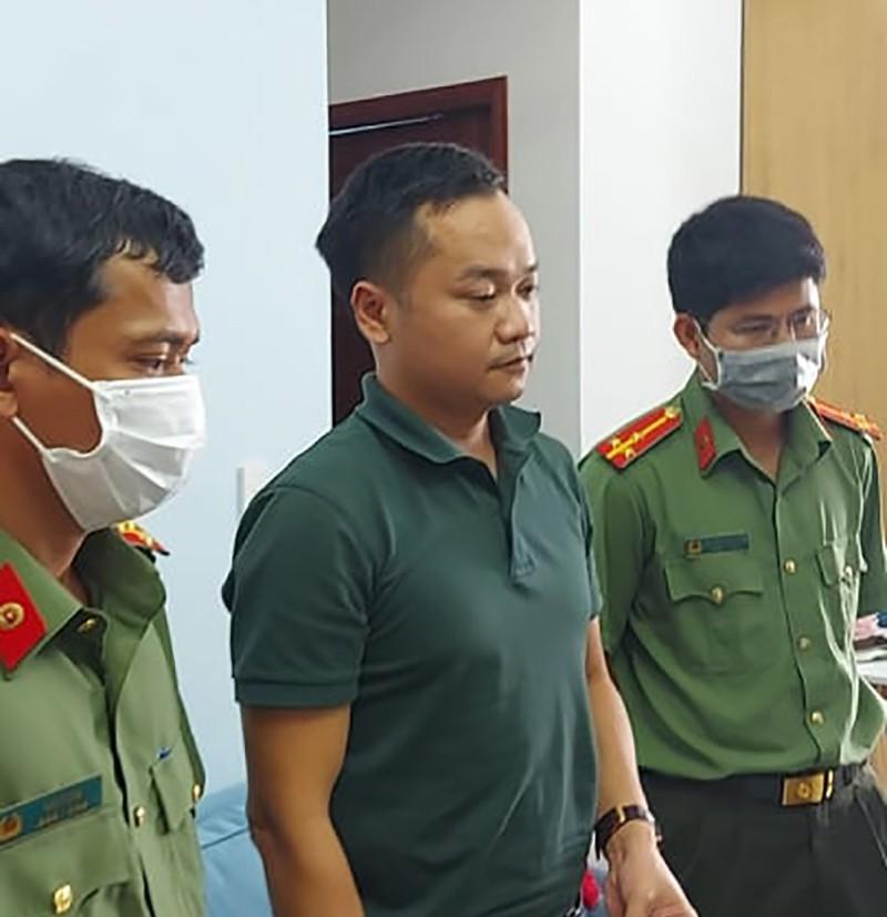 Cong an Can Tho bat 3 dong pham voi Truong Chau Huu Danh-Hinh-2