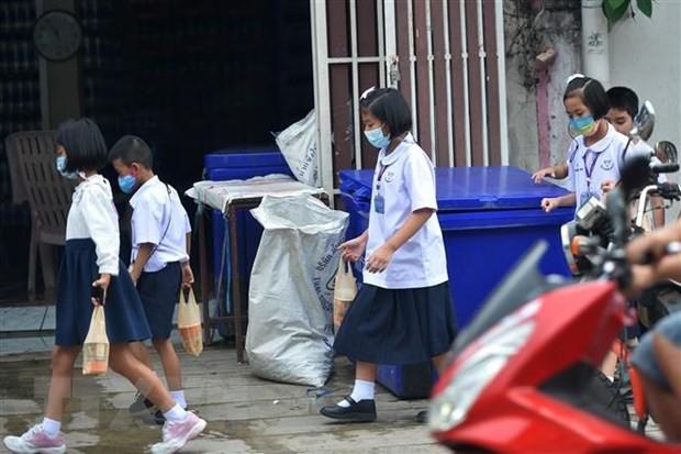 Lao chinh thuc phong toa thu do Vientiane vi dich COVID-19-Hinh-2