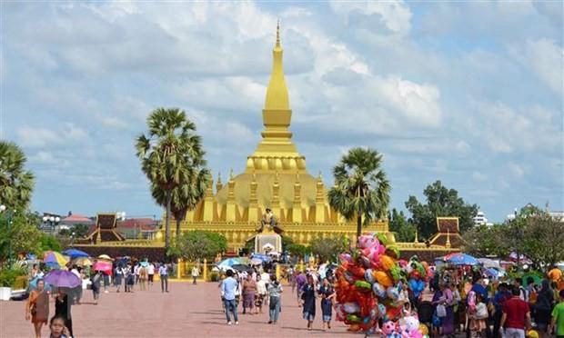 Lao chinh thuc phong toa thu do Vientiane vi dich COVID-19