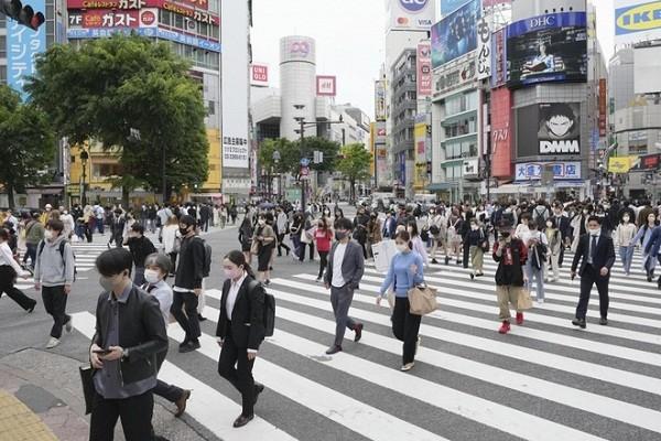 Nhat se ban bo tinh trang khan cap o thu do Tokyo