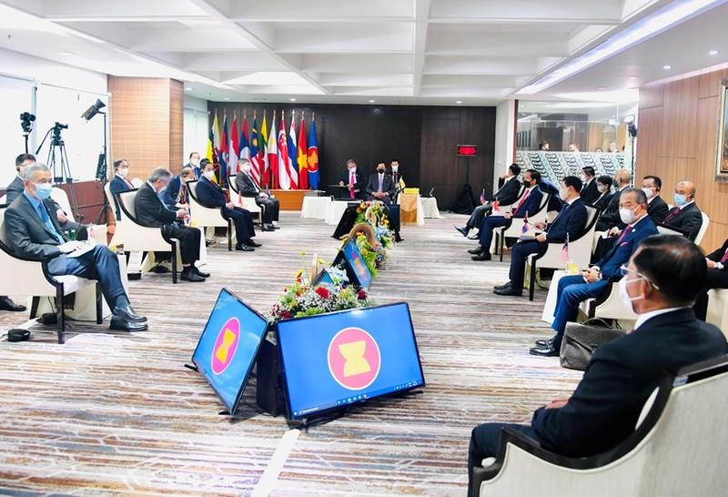 Cac nuoc ASEAN yeu cau cham dut bao luc tai Myanmar-Hinh-2