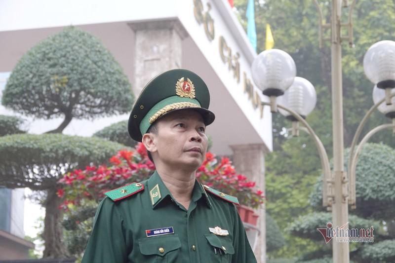Chuyen ve Thieu tuong bien phong thong vo, thao van