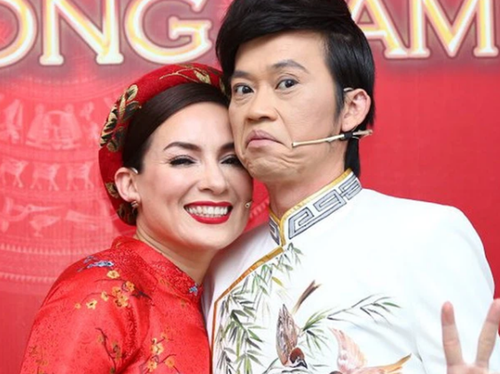Phi Nhung sang nha xin cuoi Hoai Linh va nhan duoc cau tra loi phu phang
