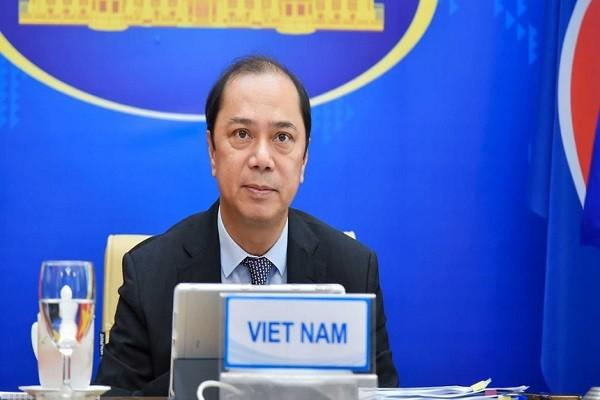 ASEAN san sang ho tro An Do doi pho dich Covid-19