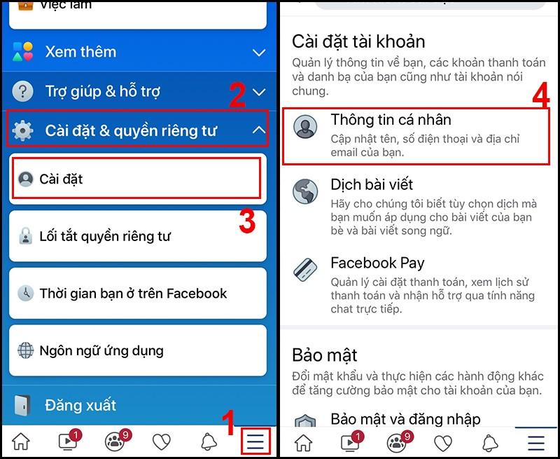 Huong dan cach khoa tai khoan Facebook tam thoi nhanh nhat