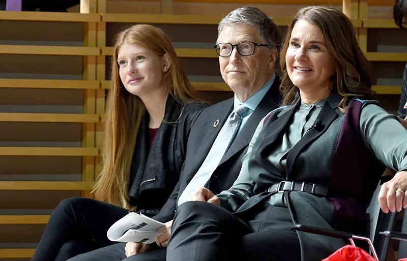 Khoanh khac hanh phuc cua Bill Gates va vo cu truoc khi ly hon-Hinh-10