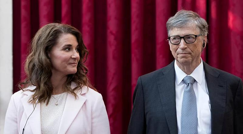 Khoanh khac hanh phuc cua Bill Gates va vo cu truoc khi ly hon-Hinh-11
