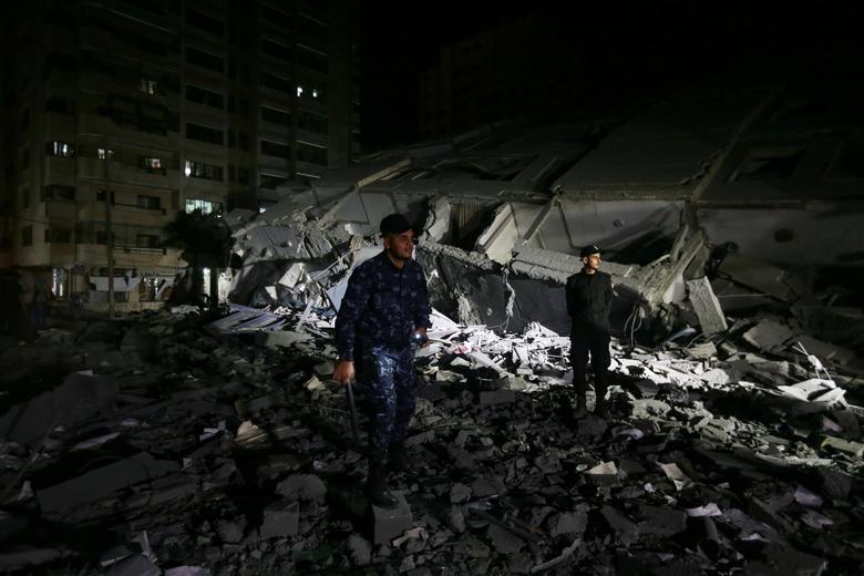 Giao tranh du doi, Israel - Hamas thiet hai ra sao?-Hinh-6