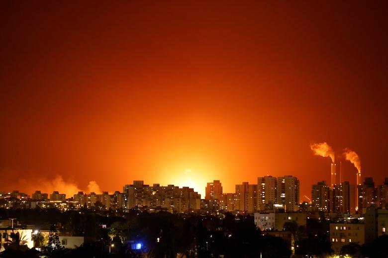 Cang thang Israel - Palestine leo thang: Phan ung cua the gioi-Hinh-10