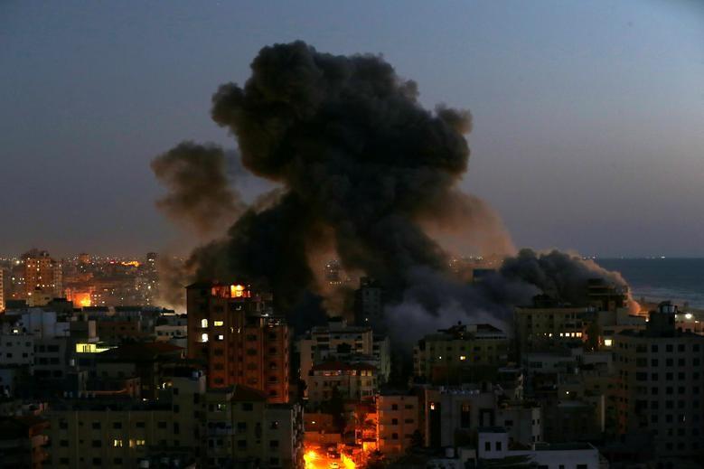 Cang thang Israel - Palestine leo thang: Phan ung cua the gioi-Hinh-14