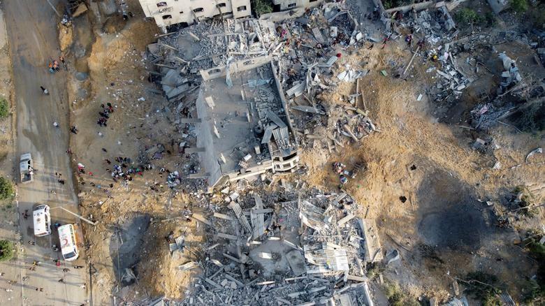 """""""Nong ham hap"""" cuoc xung dot Israel - Palestine-Hinh-6"""