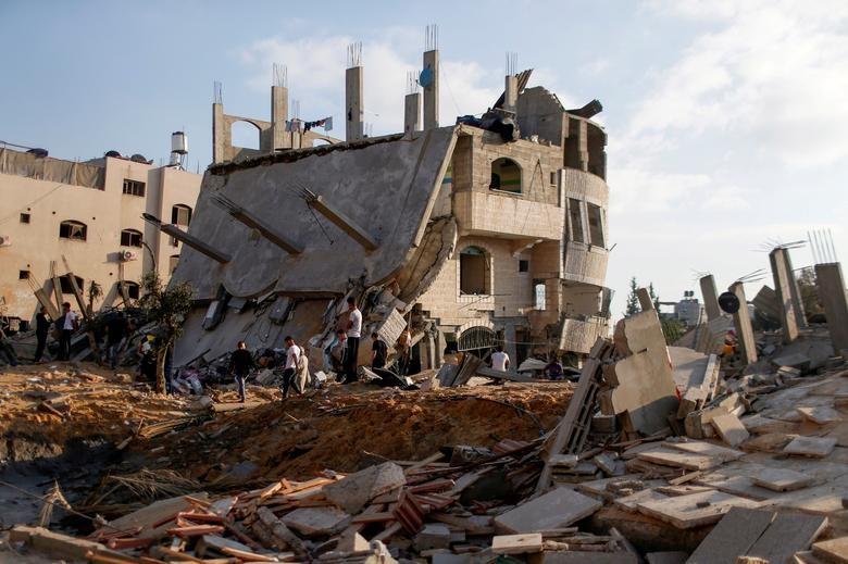 """""""Nong ham hap"""" cuoc xung dot Israel - Palestine-Hinh-7"""