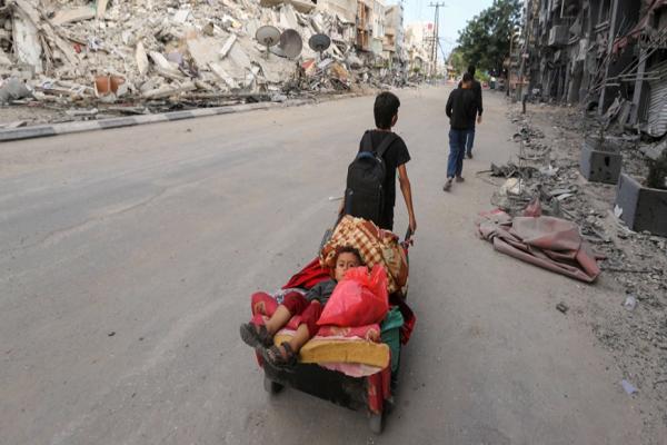 Cuoc song cua nguoi dan o Gaza giua xung dot Israel - Palestine-Hinh-5