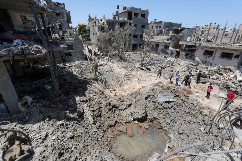 Cuoc song cua nguoi dan o Gaza giua xung dot Israel - Palestine-Hinh-8