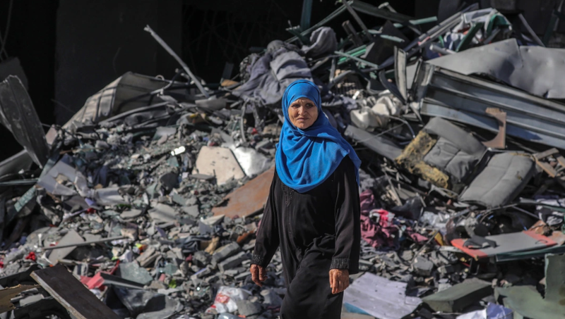 Cuoc song cua nguoi dan o Gaza giua xung dot Israel - Palestine
