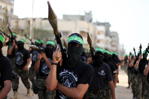 Dieu it biet ve phong trao Hamas dang giao dau voi Israel