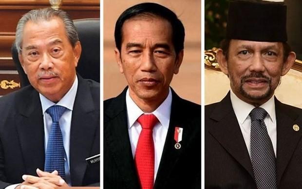 Malaysia, Indonesia, Brunei ra tuyen bo len an vu tan cong cua Israel