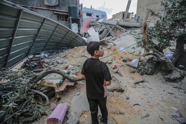 Xung dot Israel - Palestine sap tro nen
