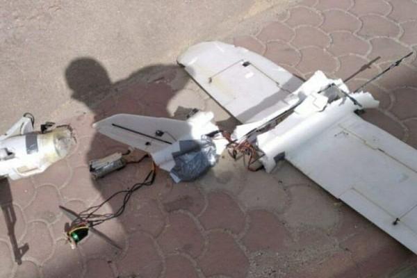 Phien quan than Tho Nhi Ky ban ha UAV cua khung bo IS?