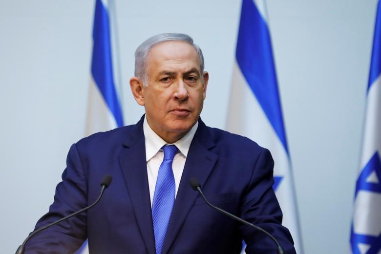 """Chan dung nguoi co the """"danh bat"""" ong Netanyahu khoi ghe Thu tuong Israel"""