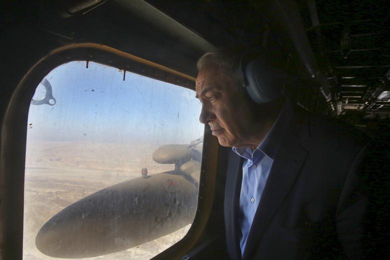 Loat hinh an tuong Thu tuong Israel Benjamin Netanyahu trong thoi gian cam quyen-Hinh-6