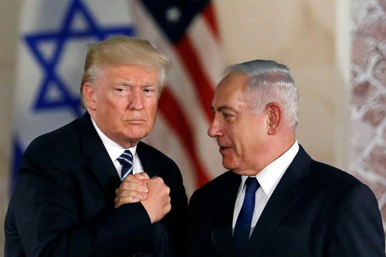Loat hinh an tuong Thu tuong Israel Benjamin Netanyahu trong thoi gian cam quyen