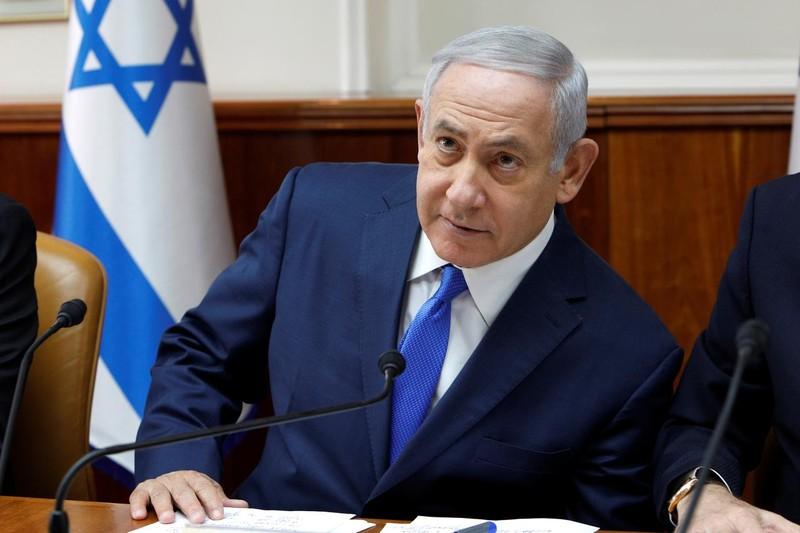 "Truoc nguy co ""mat ghe"", Thu tuong Israel Benjamin Netanyahu bao lan phai hau toa?"