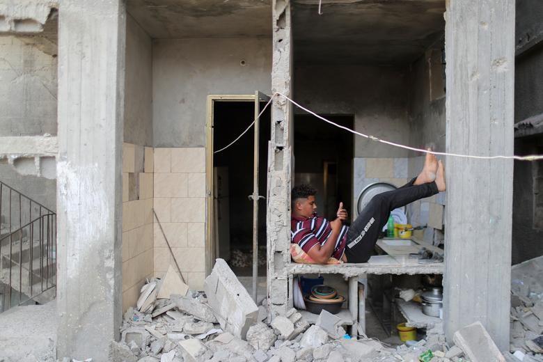 Anh moi nhat cuoc song cua nguoi dan o Dai Gaza