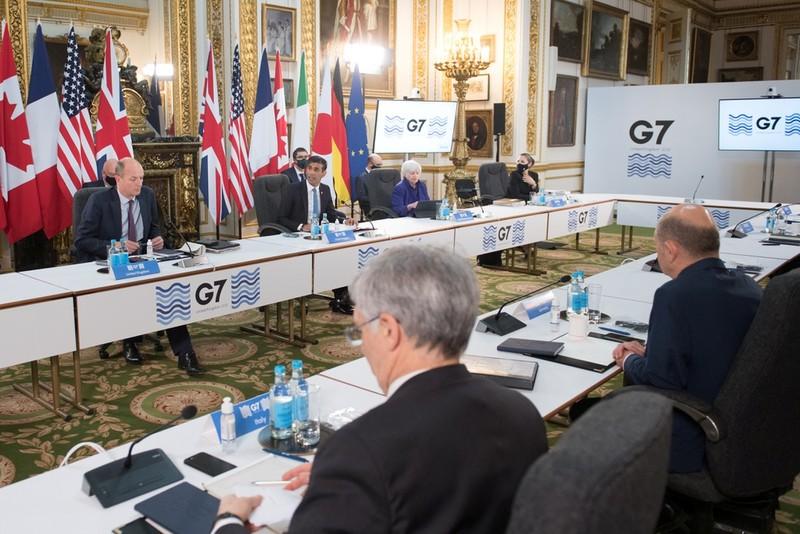 Hoi nghi Thuong dinh G7 dac biet giua dai dich Covid-19-Hinh-2