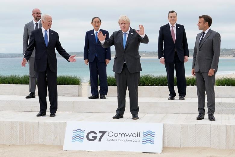Du Hoi nghi thuong dinh G7, Tong thong Biden de lai dau an gi?-Hinh-4