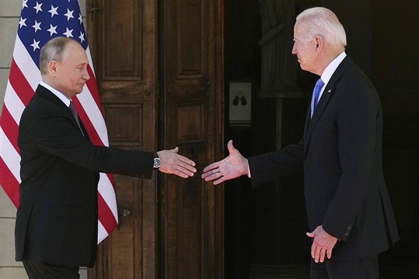 Thuong dinh Biden - Putin: Canh cua mo cho quan he My - Nga