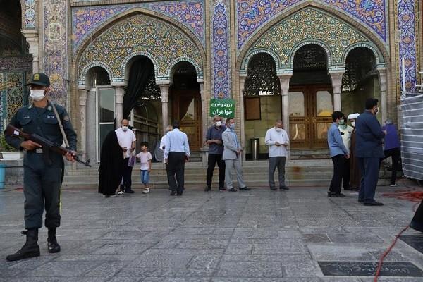 Anh: Nguoi dan Iran di bo phieu bau Tong thong, ai sang gia nhat?