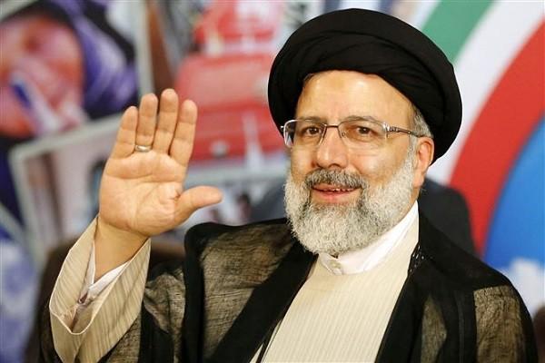 Ong Seyyed Ebrahim Raisi duoc bau lam Tong thong Iran