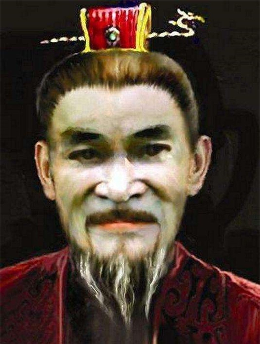 Dung AI tai hien dung mao Tao Thao cung loat nhan vat noi tieng TQ