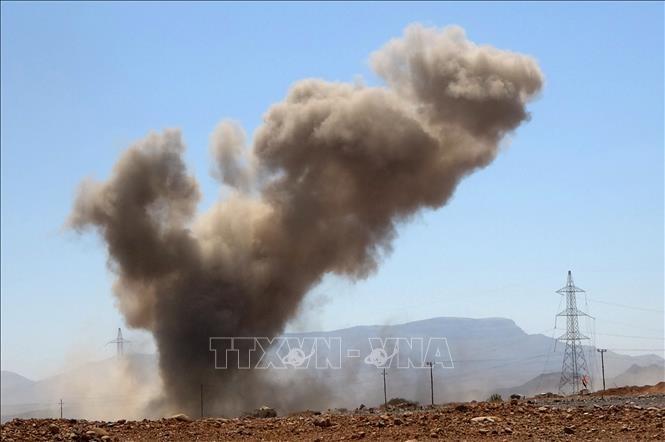 Giao tranh ac liet tai Yemen, hang chuc nguoi thiet mang