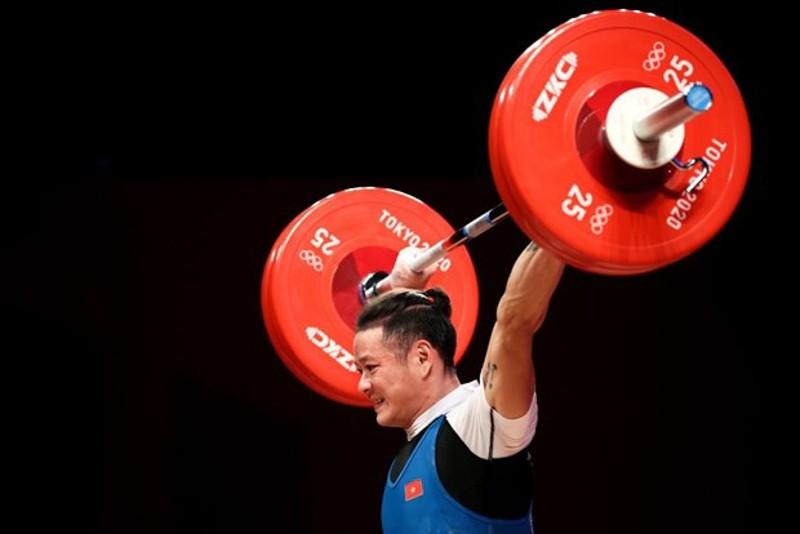 Olympic Tokyo 2020: Thach Kim Tuan va Nguyen Thi Tam that bai